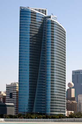 image of Abu Dhabi Investment Authority Tower