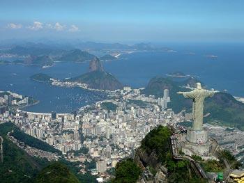 Christ The Redeemer Statue Rio de Janeiro