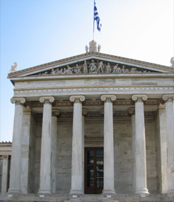 Greek Monument