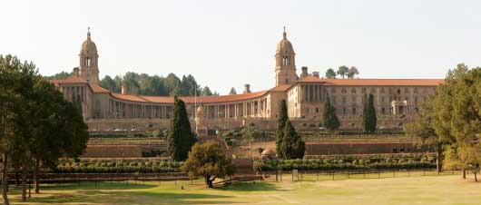 Parliament Building of South Africa
