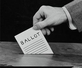 Expat Vote