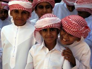 Young Emiratis